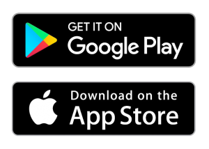 Google and Apple App Store button