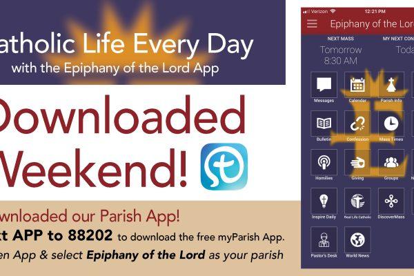 App DOWNLOAD Weekend