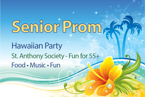 Senior Prom: Hawaiian Party