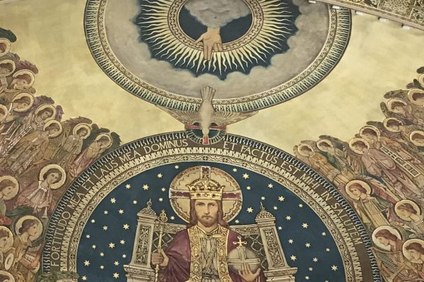 Most Holy Trinity – Father's Day