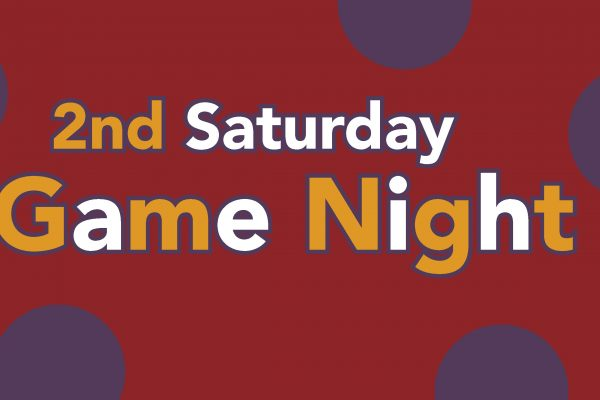 2nd Saturday Game Night