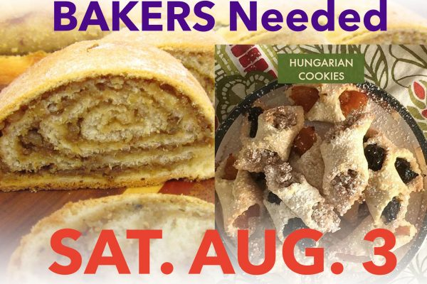 Bakers Needed – Hungarian Treats!