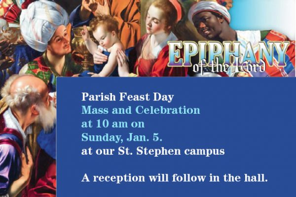 Feast of Epiphany of the Lord