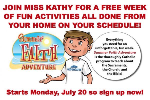 Summer Faith Adventure