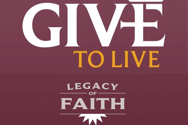 Legacy of Faith Annual Fund 2020