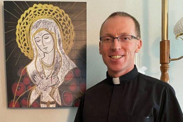 Meet Father Eric Mueller!