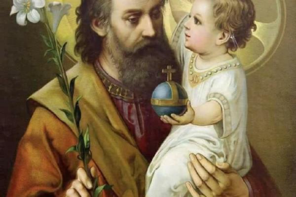 Third Sunday of Lent & Year of St. Joseph