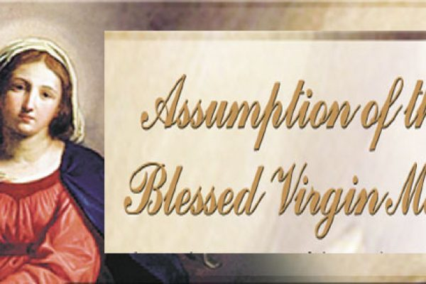 Assumption of the Blessed Virgin Mary